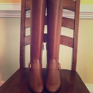 Size 6 Tory Burch Sofia Riding Boots